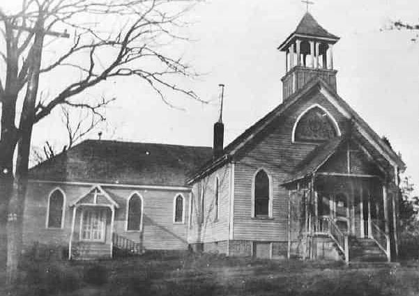 St John's Church Bethesda